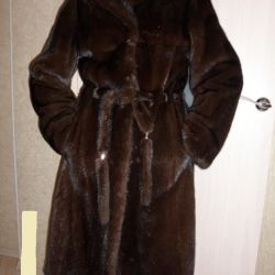 I will sell an integral mink coat solution 46