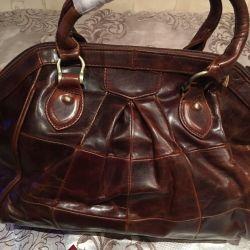 women bag genuine leather