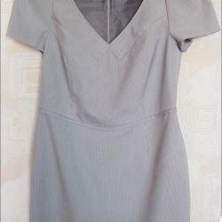 Tasarımcı, ofis elbisesi