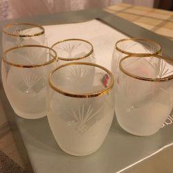 Λεπτά γυαλιά κρυστάλλου