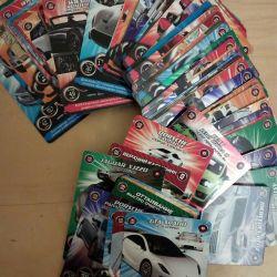 Κάρτες Super Race
