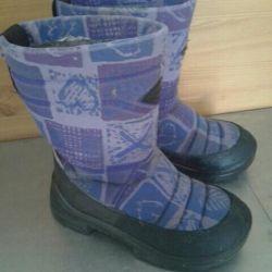 Χειμερινά μπότες