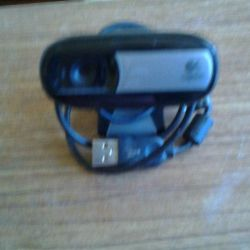 bir web kamerası