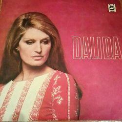 Record vinyl DALIDA.
