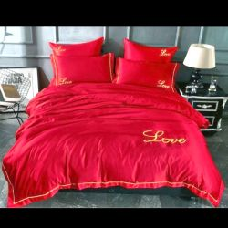 Silk Bedclothes LOVE