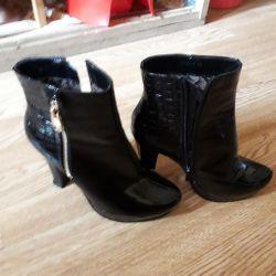 Μπότες αστραγάλου 36-37r.