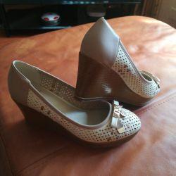 Yeni ayakkabılar, 39.5