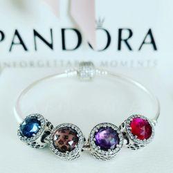 Charms Pandora Burning Hearts