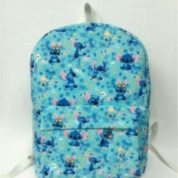 Stich Backpack + pencil case