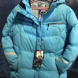 Ski jacket.