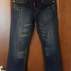 Trousers for men jeans