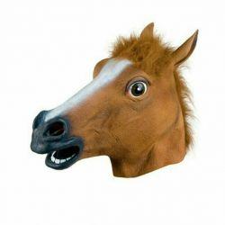 Μάσκα του κεφαλιού ενός αλόγου