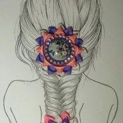 Καουτσούκ ζώνες για τα μαλλιά