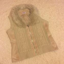 Female vest Zolla