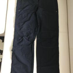 Spor pantolonları yeni