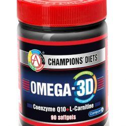 Омега-3 (Omega-3D) Академия-Т 90 гел. капс.
