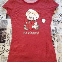 Χριστουγεννιάτικη μπλούζα