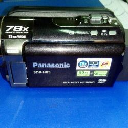 Video camera with railway 80 GB