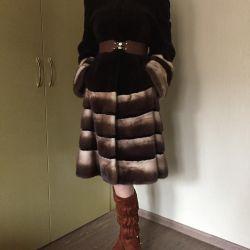 Γούνινο παλτό TORG