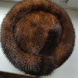 USSR Women's Mink Hat