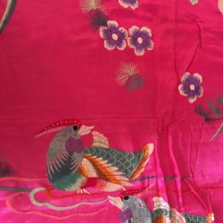 Tablecloth or cover, vintage from 60-70s