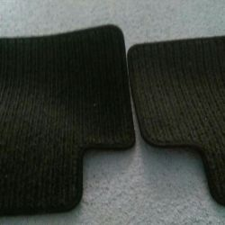 Car mats Mercedes original