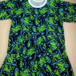 Pajamas new for 5-6 years