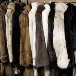 Commission shop of mink coats and vests