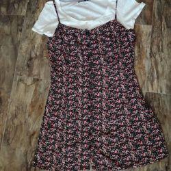 Φόρεμα 44-46 βισκόζη