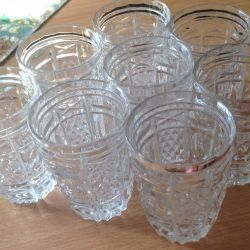 glasses of 8 pieces / 8 * 5.5 /