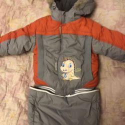 New winter jumpsuit 3in1 xxxl