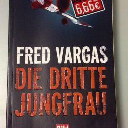 Книга: Fred Vargas. Die dritte jungfrau. Обмен.
