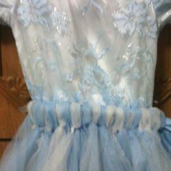 Φόρεμα για 1,5-2 χρόνια.