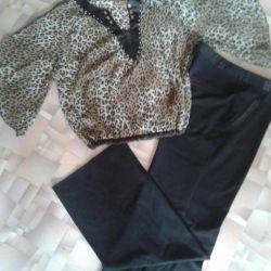 Разная женская одежда