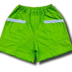 New shorts with pockets.