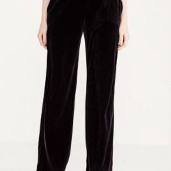 Trousers velor, new tagged