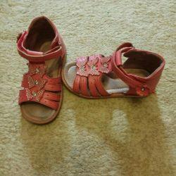 Sandaletler Masal, 24 boyutlu