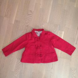 Windbreaker for 2 years old girl Next