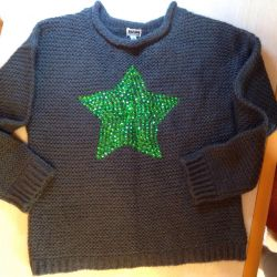 RUUM Μοντέρνο πουλόβερ για 7-8 χρόνια