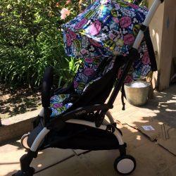 Yoyababy bebek arabası