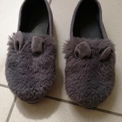 Shoes with ears p 35