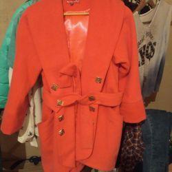 Satış kaşmir palto