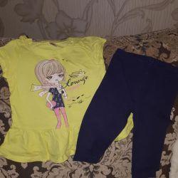 Одежда для девочки р.92-98