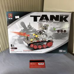 Игрушка танк