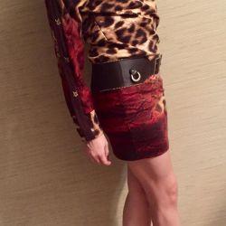 Bir leopar elbisesi