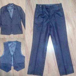 Suit (three)