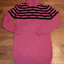 New knitted dress-tunic p.44-48
