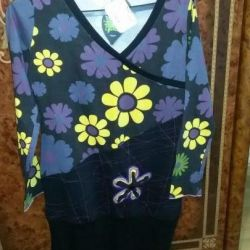 New dress (M), cotton compound