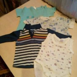 Blouses from 2-6 months