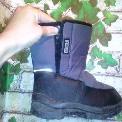 Serin Çizmeler kış-sonbahar-bahar